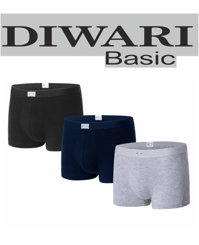 Трусы DiWaRi BASIC SHORTS MSH 407